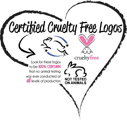 Certified CrueltyFree Logos