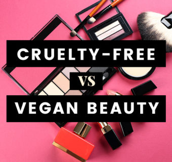 Cruelty-free vs. Vegan