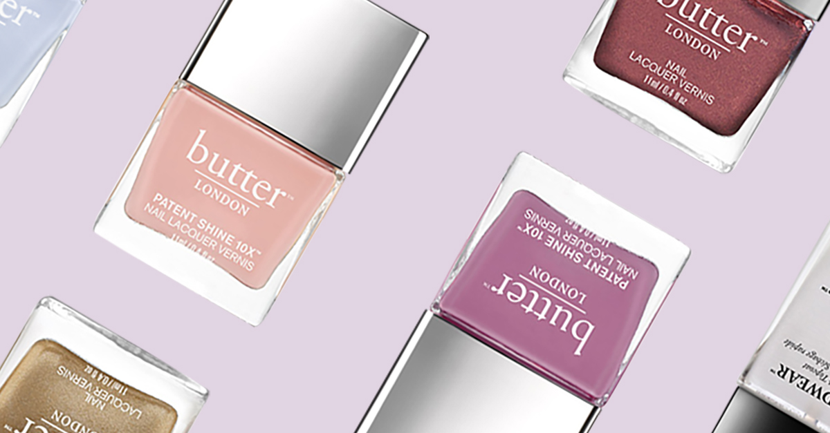 butter LONDON Nail Lacquer Not Entirely Vegan