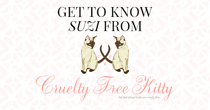 interview with cruelty free kitty
