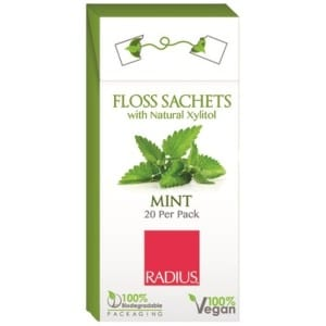Vegan Dental Floss by Radius