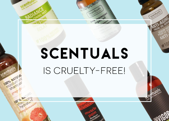 Scentuals is Cruelty Free