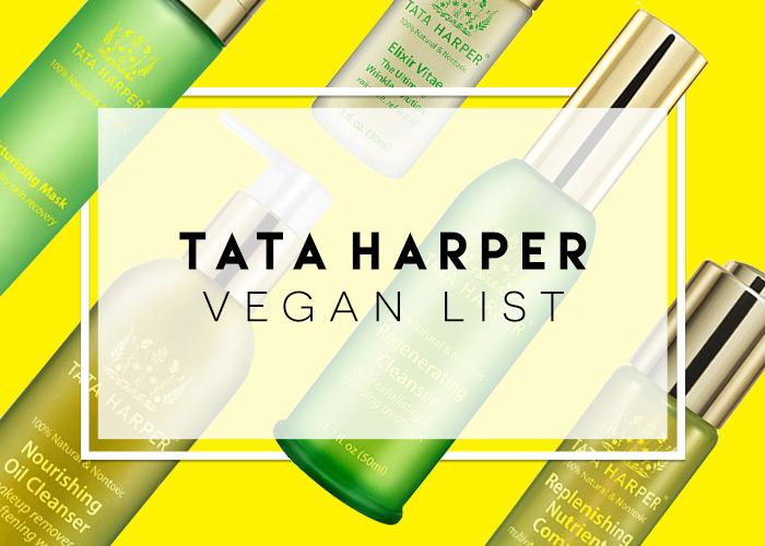 Tata Harper Vegan