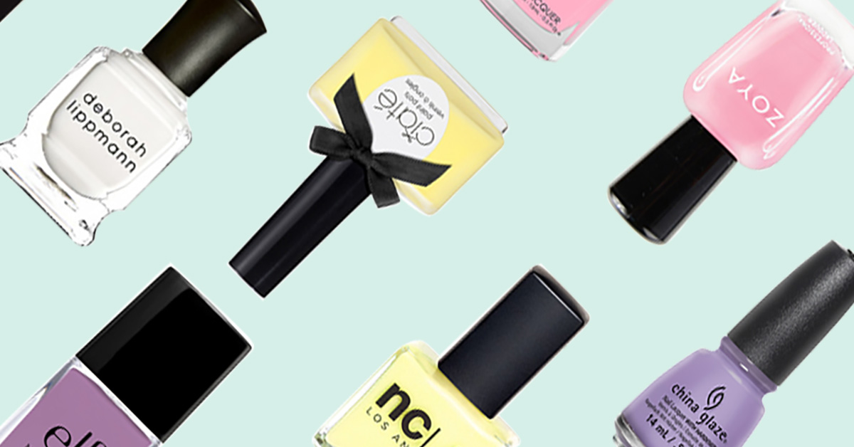 40 Cruelty Free and Vegan Nail Polish Brands