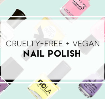 40 Cruelty-Free + Vegan Nail Polish Brands