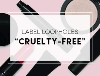 "Your ""Cruelty-Free"" Brand Is Lying To You"