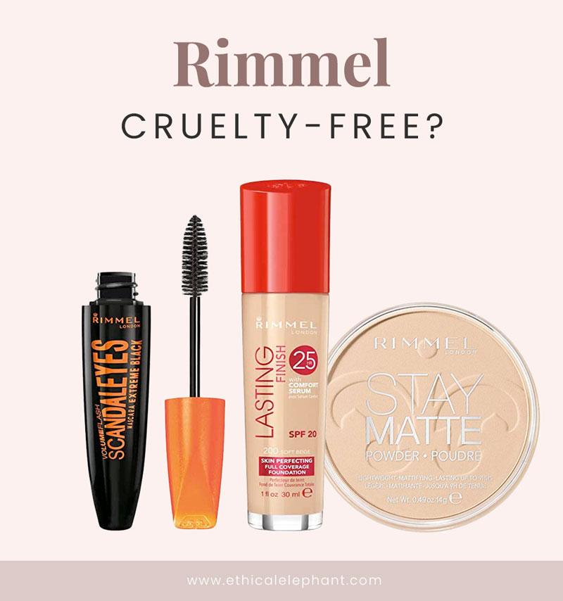 Is Rimmel Cruelty-Free?
