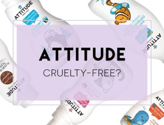 ATTITUDE Products Animal Testing Policy