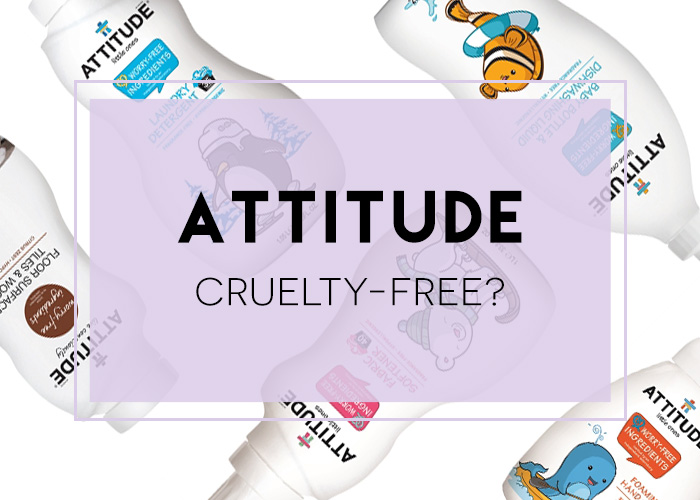 Does Attitude Test On Animals?