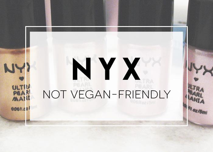 Is NYX Vegan?