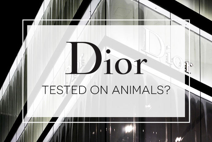 is Dior tested on animals?