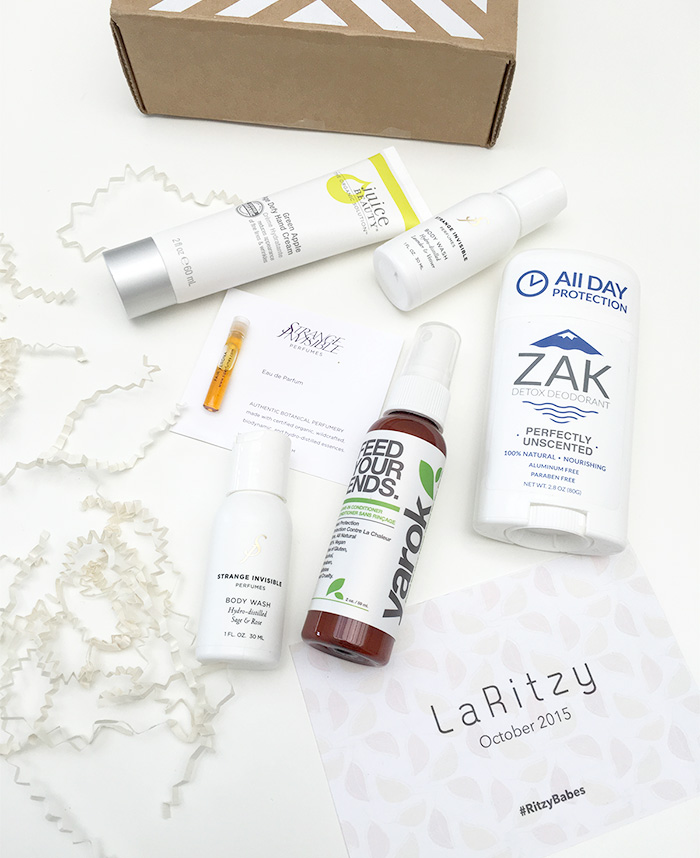 LaRitzy Cruelty-Free & Vegan Subscription Box