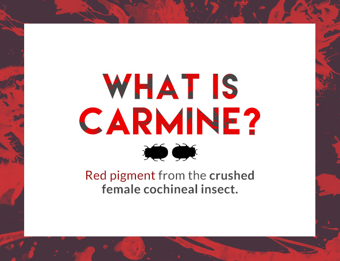 What is Carmine? What Vegans Need to Know to Avoid Products Containing Carmine