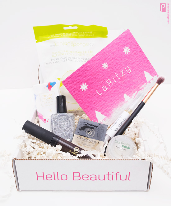 LaRitzy December Vegan Beauty Box