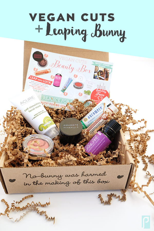 Which Cruelty Free Vegan Beauty Subscription Box