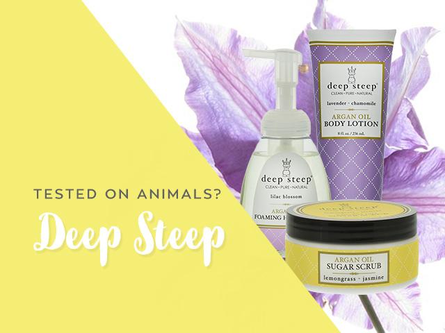 Is Deep Steep Tested On Animals?