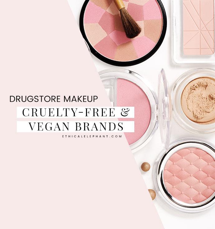 Full List Of Vegan Makeup Drugstore Brands