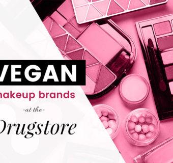 Vegan Makeup Drugstore Brands
