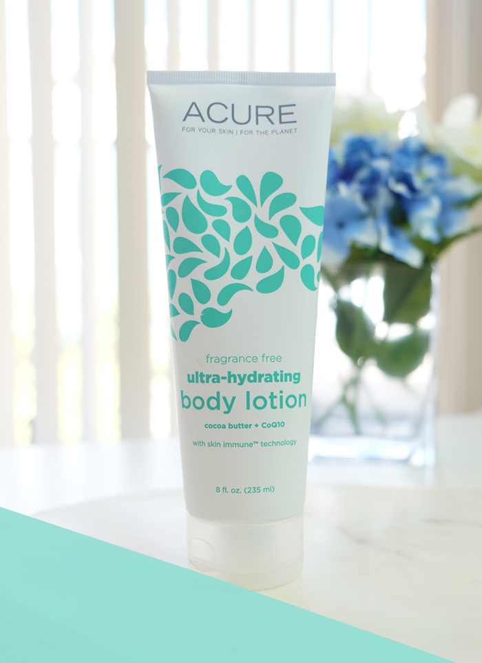 Acure Ultra Hydrating Body Lotion