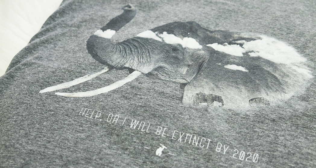 Help elephants or they'll be extinct by 2020! | Arm The Animals Operation Preservation Collection