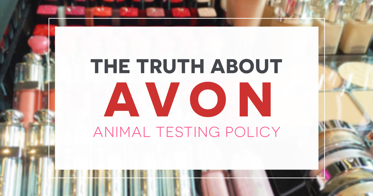 The Truth About Avon Animal Testing Policy