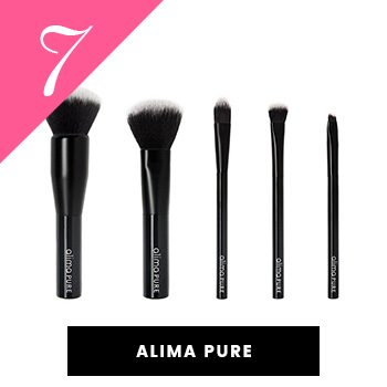 Alima Pure Vegan Makeup Brushes