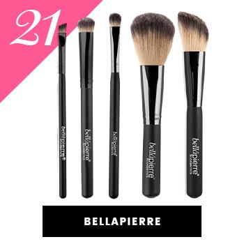 Bellapierre Vegan Makeup Brushes