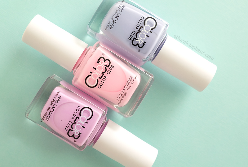 Color Club Nail Polish Review