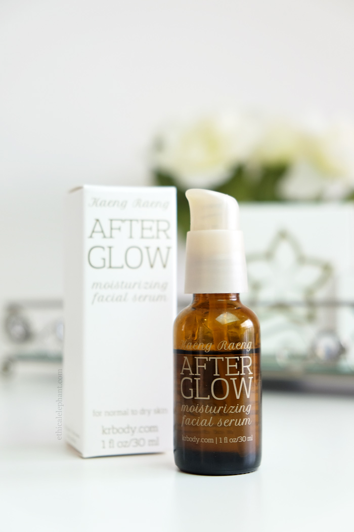 Kaeng Raeng After Glow Face Serum Review