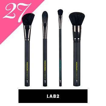 LAB2 Vegan Makeup Brushes
