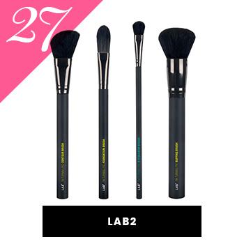 LAB2 Vegan Makeup Brushes