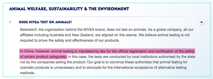 Nivea-Tests-On-Animals