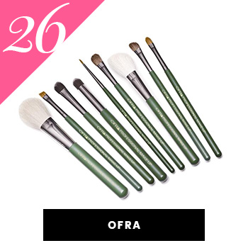 OFRA Vegan Makeup Brushes