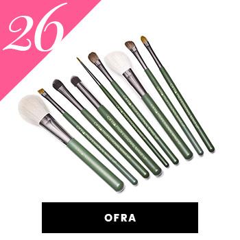 OFRA Vegan Makeup Brushes