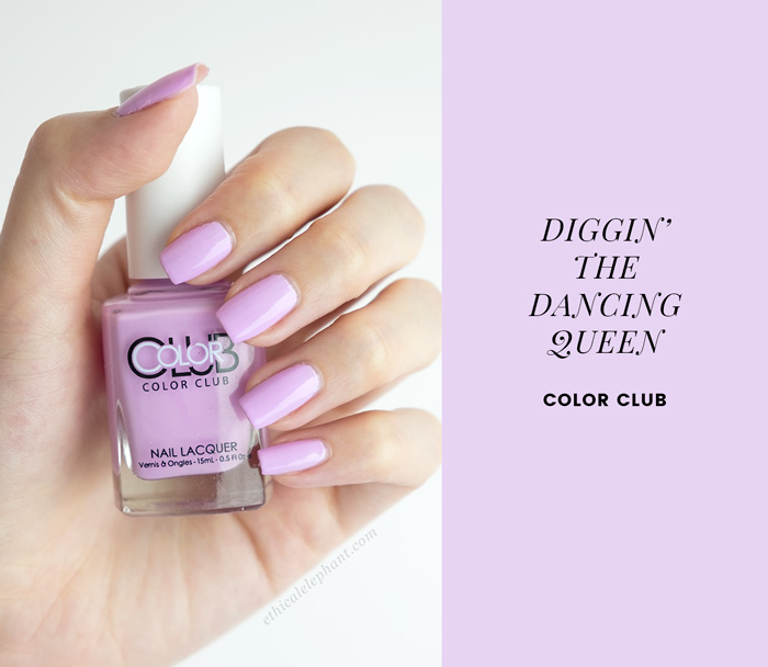 Diggin' The Dancing Queen by Color Club Nail Polish