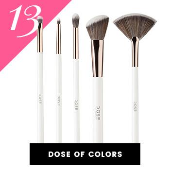 Dose of Colors Vegan Makeup Brushes
