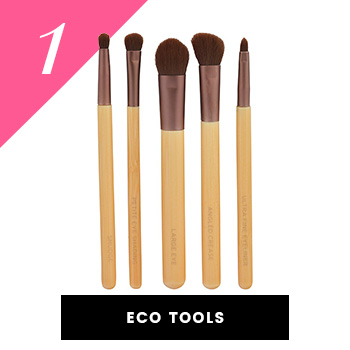 Eco Tools Vegan Makeup Brushes