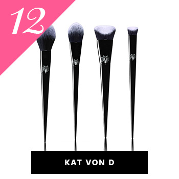 Kat Von D Vegan Makeup Brushes