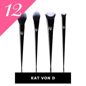 Kat Von D Vegan Makeup Brushes