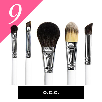 OCC Vegan Makeup Brushes