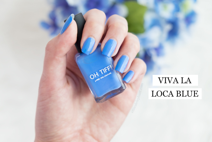 Review: Viva La Loca Blue by OH TIFF!