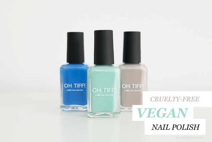 Vegan Nail Polish Brands Uk | Hession Hairdressing