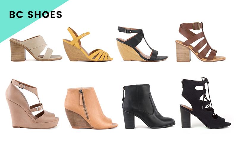 BC Footwear Vegan Heels