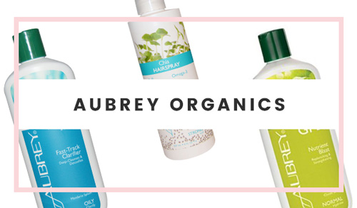 Aubrey Organics Hair Products