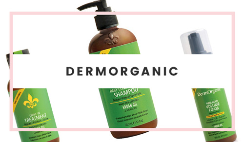 DermOrganic (100% Vegan) Hair Product Brands