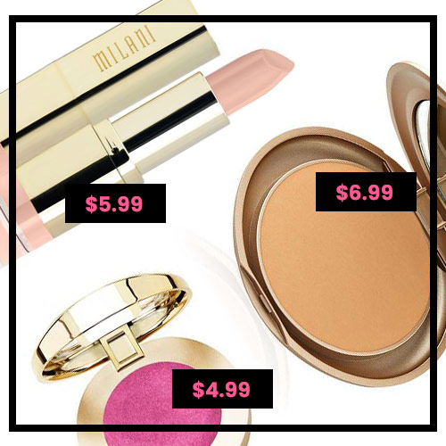 Milani is a super affordable cruelty-free and vegan makeup option!