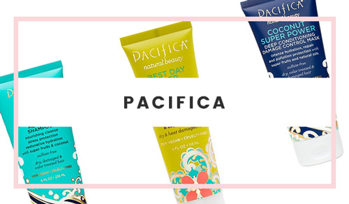 Pacifica (100% Vegan) Hair Products