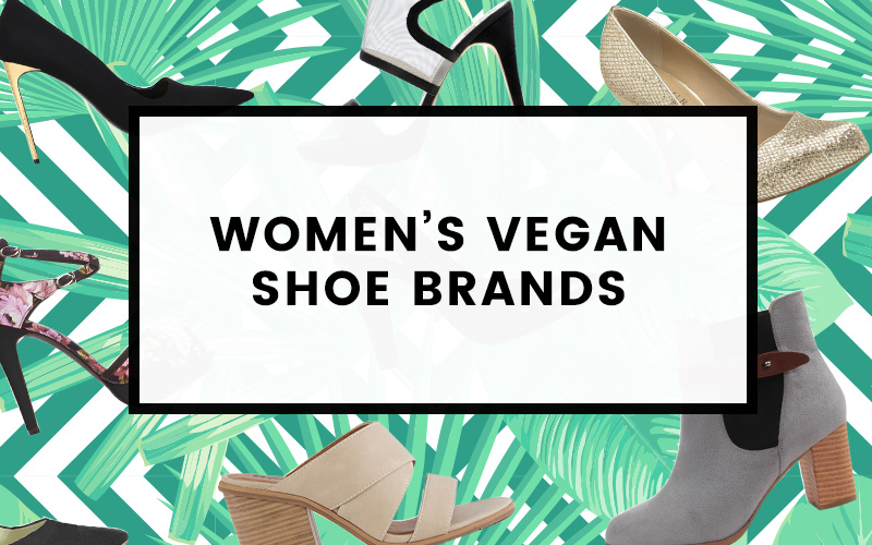 List of 10 Brands for Women's Vegan Shoes