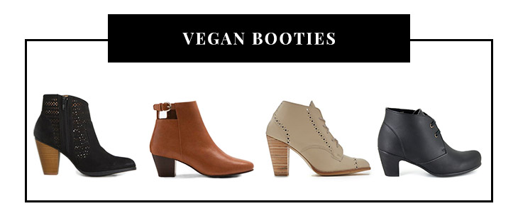 Vegan Booties