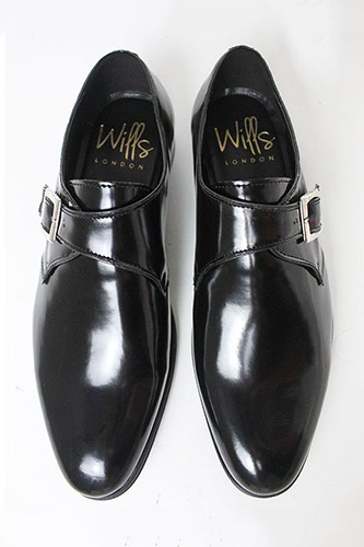 PETA Approved Vegan Leather Men's Dress Shoes by Will's London